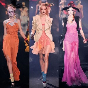Galliano 2010 Collection
